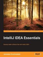 IntelliJ IDEA Essentials