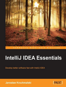 IntelliJ IDEA Essentials