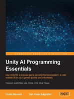 Unity AI Programming Essentials
