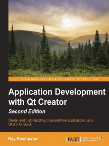 Application Development with Qt Creator - Second Edition by Ray Rischpater  - Read Online
