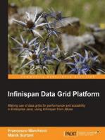 Infinispan Data Grid Platform