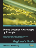 iPhone Location Aware Apps by Example Beginner's Guide