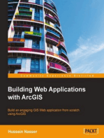 Building Web Applications with ArcGIS