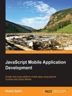 JavaScript Mobile Application Development