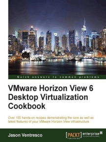 VMware Horizon View 6 Desktop Virtualization Cookbook