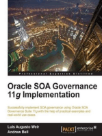 Oracle SOA Governance 11g Implementation