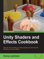 Unity Shaders and Effects Cookbook