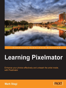 Learning Pixelmator