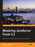 Mastering JavaServer Faces 2.2
