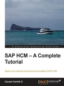 SAP HCM - A Complete Tutorial