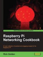 Raspberry Pi Networking Cookbook