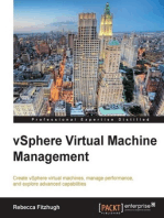 vSphere Virtual Machine Management