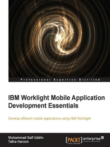 IBM Worklight Mobile Application Development Essentials