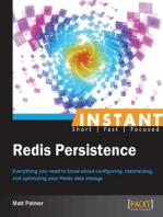 Instant Redis Persistence