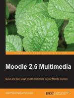 Moodle 2.5 Multimedia