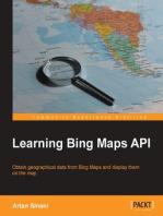 Learning Bing Maps API