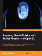 Learning Game Physics with Bullet Physics and OpenGL
