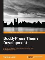BuddyPress Theme Development