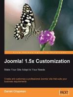 Joomla! 1.5x Customization