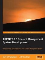 ASP.NET 3.5 CMS Development