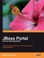 JBoss Portal Server Development