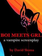 Boi Meets Grl - A Vampire Screenplay
