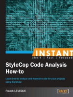 Instant StyleCop Code Analysis How-to