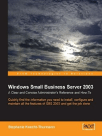 Windows Small Business Server SBS 2003