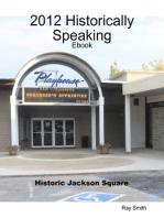2012 Historically Speaking - Ebook