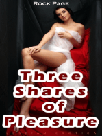 Three Shares of Pleasure (Lesbian Erotica)