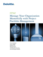 PPM! Manage Your Organization Masterfully with Project Portfolio Management