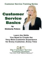Customer Service Basics (Customer Service Training Series, #1)