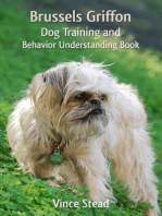 Brussels Griffon Dog Training and Behavior Understanding Book