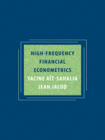 High-Frequency Financial Econometrics