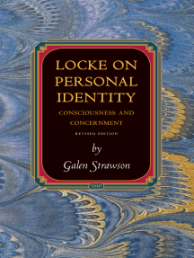 Locke on Personal Identity: Consciousness and Concernment - Updated Edition