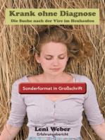 Krank ohne Diagnose / Sonderformat Großschrift