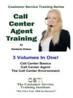 Call Center Agent Series (Customer Service Training Series)