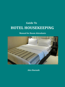 Guide To Hotel Housekeeping