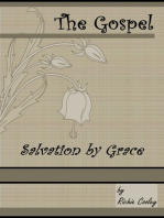 The Gospel Salvation by Grace