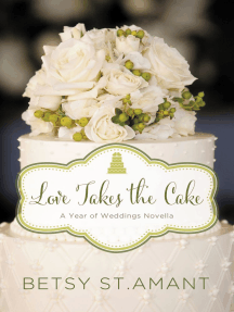 Love Takes the Cake: A September Wedding Story