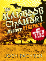 The Mahboob Chaudri Mystery MEGAPACK ™