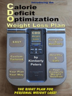 The CDO Weight Loss Plan