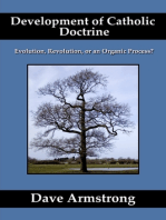 Development of Catholic Doctrine