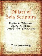 Pillars of Sola Scriptura