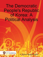 The Democratic People's Republic of Korea