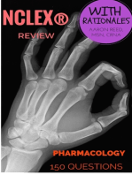 Nclex® Review - Pharmacology