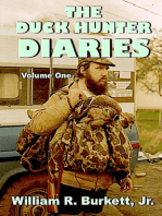 The Duck Hunter Diaries (Volume 1)