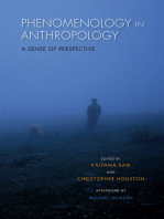 Phenomenology in Anthropology