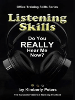 Listening Skills (Office Training Series, #1)