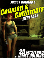 James Holding's Conmen & Cutthroats MEGAPACK ™